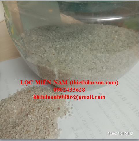 Cát thạch anh vật liệu lọc nước hiệu suất cao
