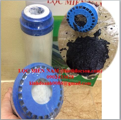 Lõi lọc thay trong cốc số 2 – lõi than UDF