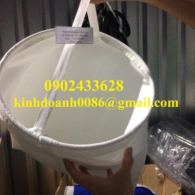 Túi lọc miệng inox dùng trong công nghiệp