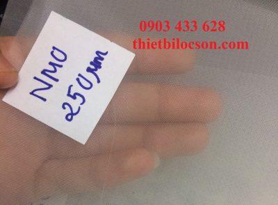 Vải lọc NMO 250 micron 60 mesh lược hạt