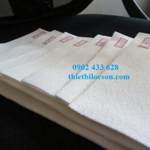 Vải PP may túi lọc size 4 50 micron