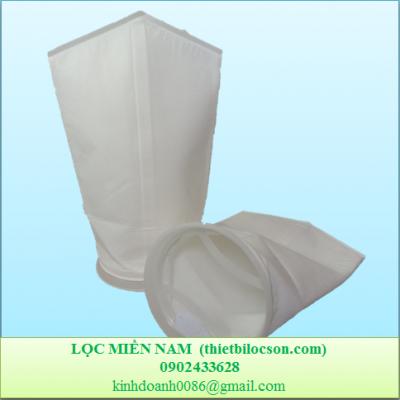 Túi lọc may theo yêu cầu chất liệu vải PP/ PE/ NMO