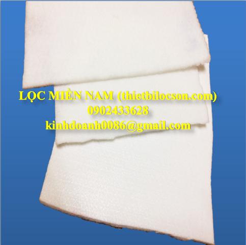 Vải lọc bụi polyester PE 450G