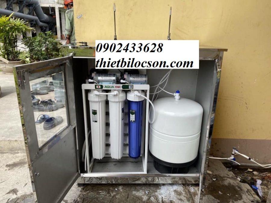 Công dụng của từng lõi lọc trong máy lọc nước RO