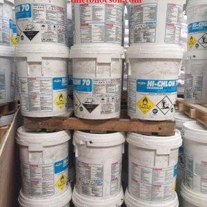 Calcium Hypochlorite hay Chlorine Nippon