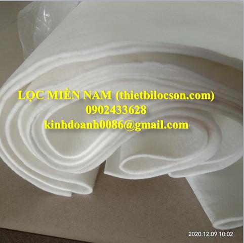 Vải lọc PP chuyên dùng lọc hoá chất 5 micron