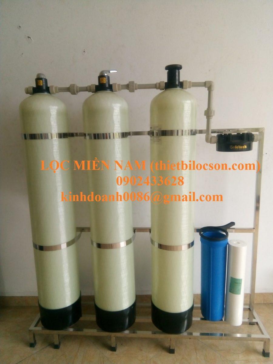 Hệ thống lọc nước sinh hoạt tại TP.HCM
