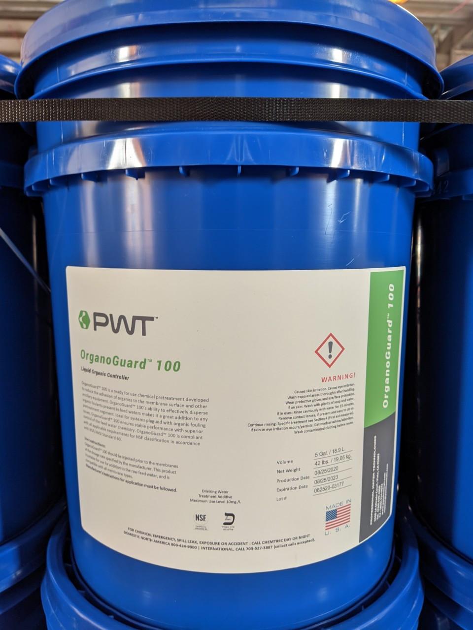SpectraGuard 100 là hóa chất chống cáu cặn
