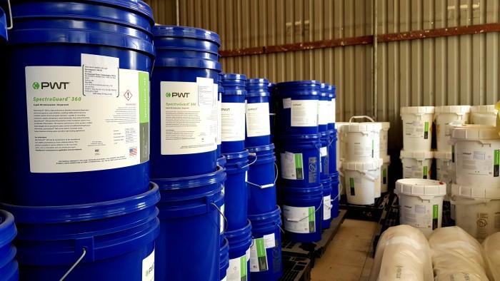 SpectraGuard 100 Hóa chất chống cáu cặn màng RO