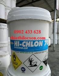 Ứng dụng của clorine Nhật