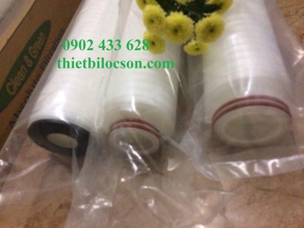 Lõi lọc kháng khuẩn sản xuất dầu ăn oring 222