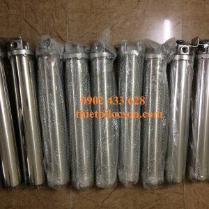 Cốc lọc inox 304 20 inch dùng cho lọc nước