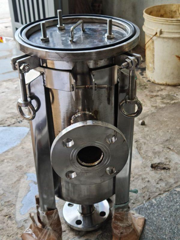 Bình lọc lõi inox 304 lọc nước hiệu quả