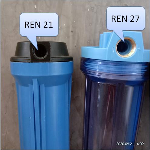 Cốc lọc nước 10 inch cần thiết cho gia đình