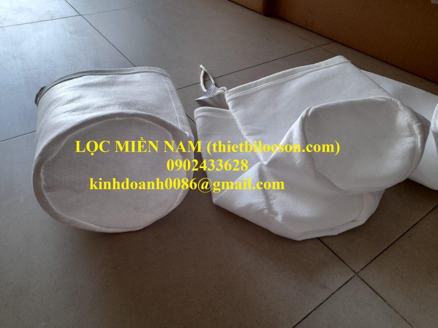 Túi lọc hồ bơi đường kính 21cmx37cm