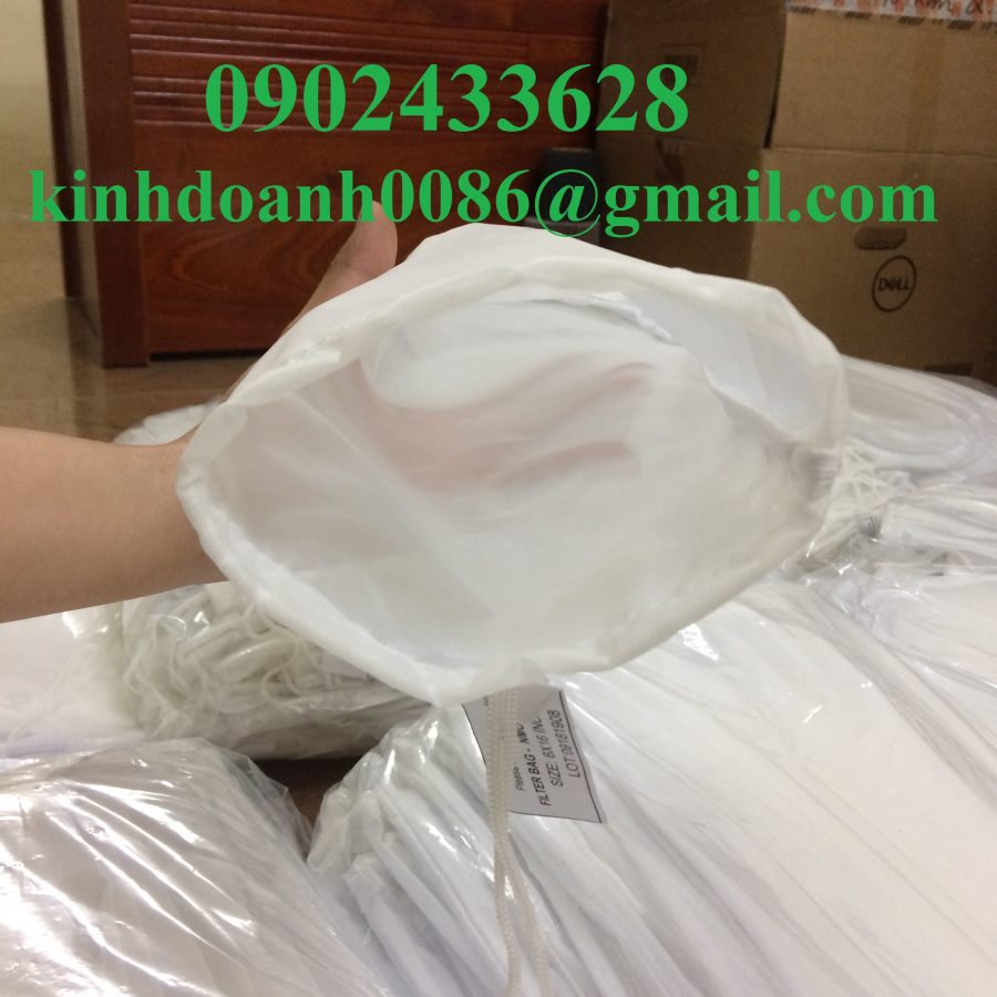 Túi lọc vải Nylon Mesh 50 micron - 300 mesh