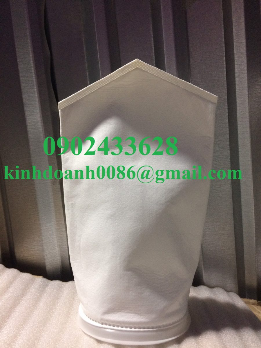 Túi lọc PP size 1 kích thước 180mm