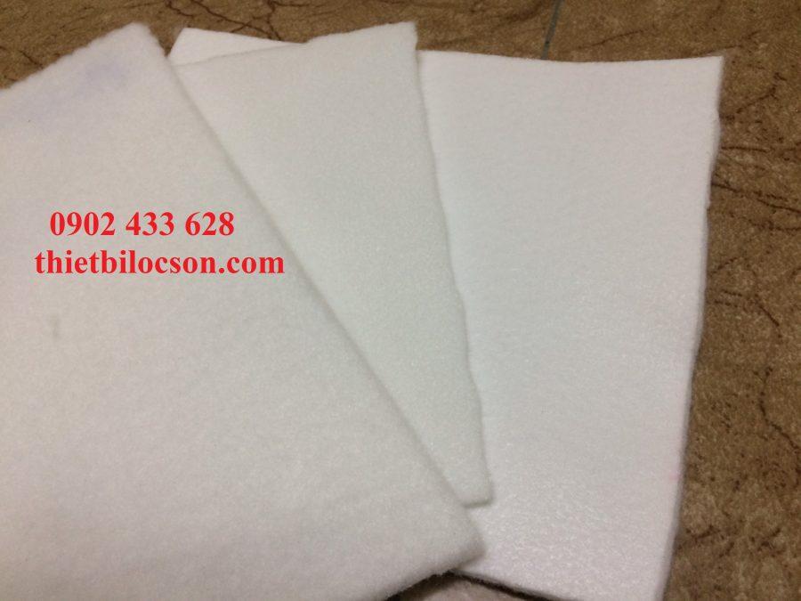 Vải PE khổ vải 1,8m chuyên dùng lọc nước
