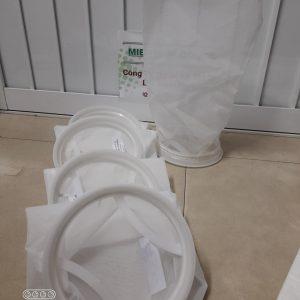 Túi lọc vải NMO 200 mesh 75 micron