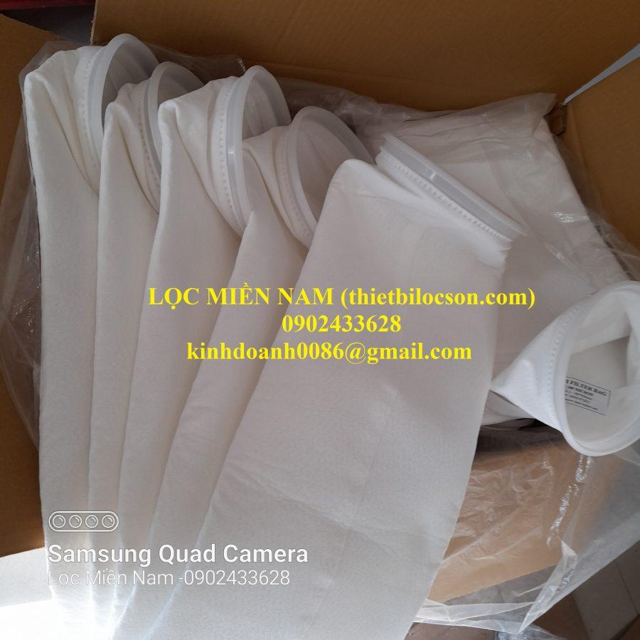 Túi lọc cặn trong nước - Faqui filter bag