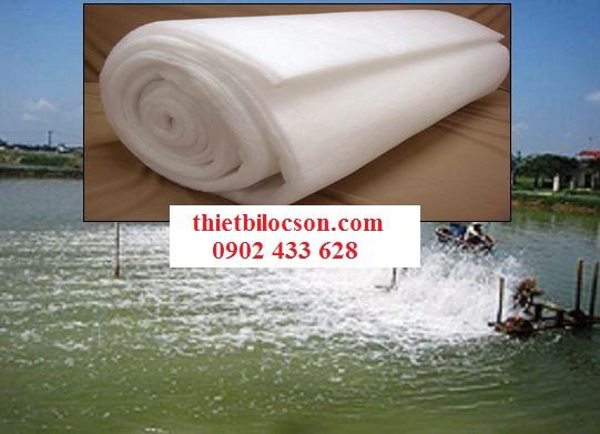 Bông trắng 20mm lọc nước nuôi cá cảnh