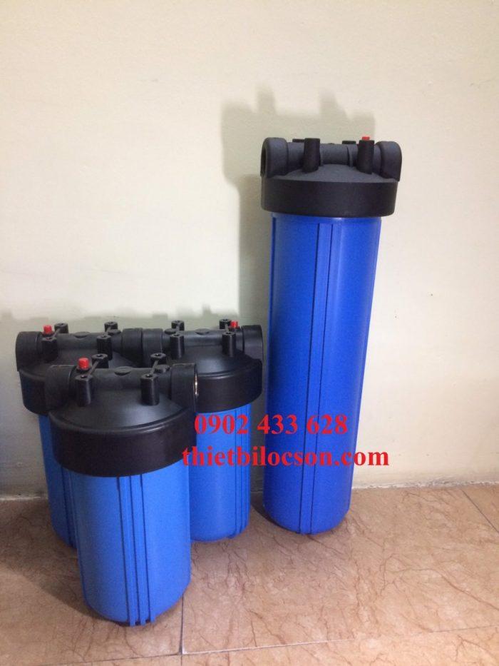 Cốc lọc nước sinh hoạt cho ống nước phi 34