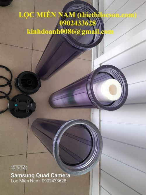 Cốc Lọc trong suốt 10 inch 20 inch