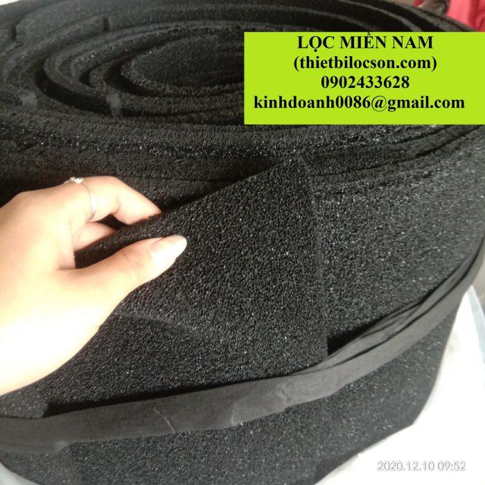 Tấm xốp carbon 10mm lọc phòng sạch