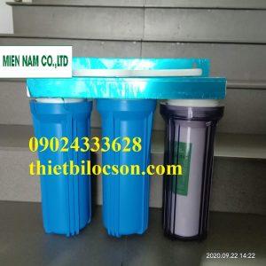 Bộ 3 cốc lọc nước dành cho gia đình