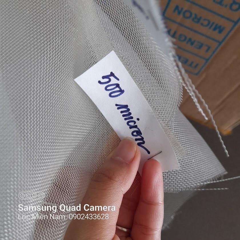 Vải lọc sợi nylon NMO 500 micron