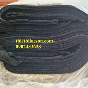 Tấm xốp carbon hoạt tính 10mm khử mùi