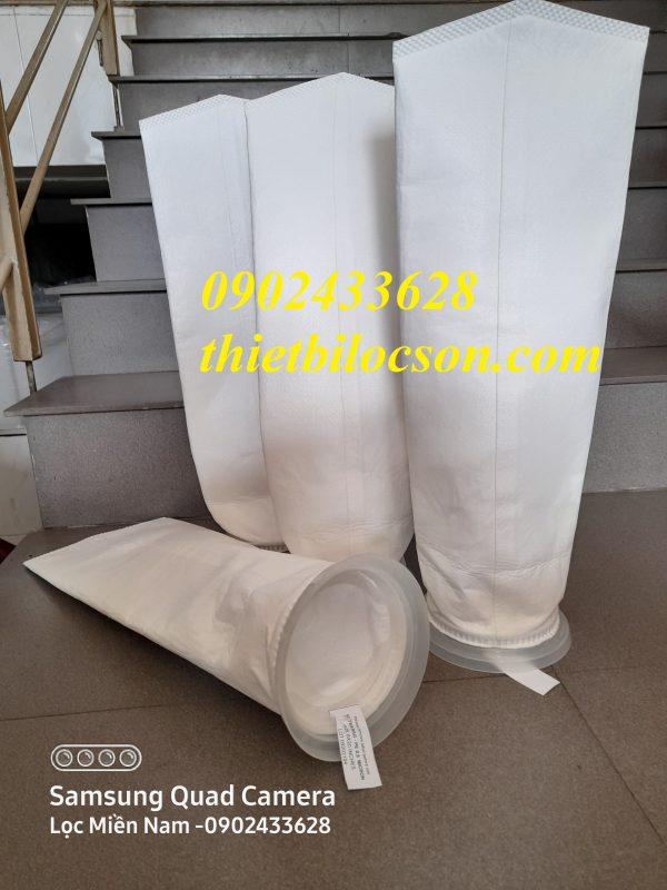 Túi lọc hoá chất loãng Faqui filter bag size 5