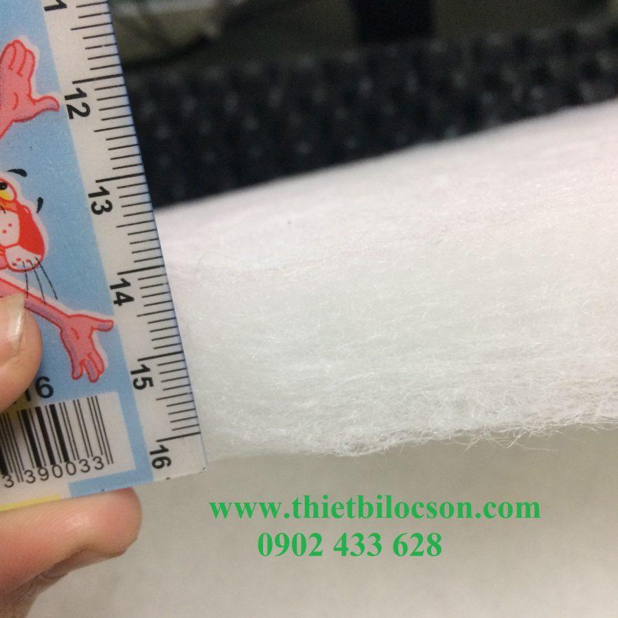 Lọc nước bể cá hiệu quả bằng bông lọc 20mm