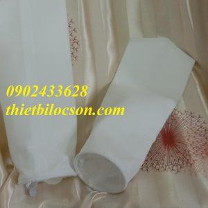 Túi lọc PE size 4 kích thước 100mmx400mm
